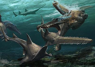 スピノサウルスの歯、太古の川から大量に見つかる | ナショナルジオグラフィック日本版サイト