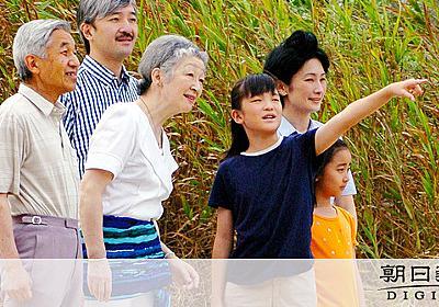 歴史学者がみた眞子さまの結婚 問題の本質は放置された:朝日新聞デジタル