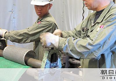製造業、外国人実習生頼みの現実「終身雇用したいほど」:朝日新聞デジタル