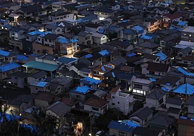停電続く千葉、17日夜も5万7000戸以上 農林水産業の被害額は267億円超に - 毎日新聞