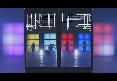 ねごと - アシンメトリ [Official Music Video]
