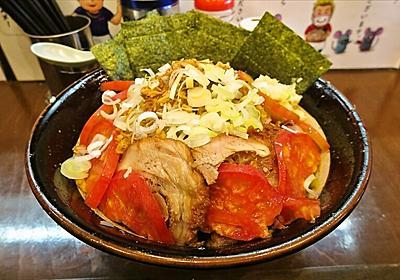 『麺屋 歩夢』冷やし中華の大とトマト増しは現金で可!@相模原 | Food News フードニュース