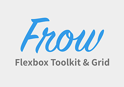 Frow CSS