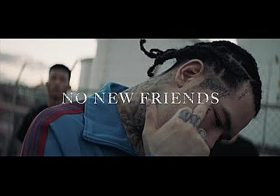 BAD HOP / No New Friends feat. YZERR & Bark (Official Video) - YouTube