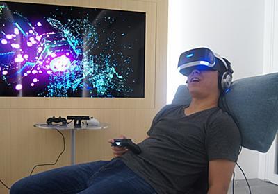 """VRの中で死にたい……傑作『Rez Infinite』は誰も体験したことのない """"電子ドラッグ""""だった【ドワンゴVR部体験レポ】"""