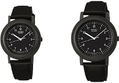 セイコー、80年代のクオーツ時計「シャリオ」をリメイクした数量限定のコラボモデル - PC Watch