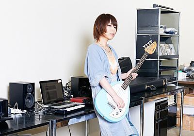 あの人の音楽が生まれる部屋 Vol.8:フルカワミキ - コラム : CINRA.NET