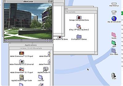 Macintosh.js – Mac OS 8 エミュレーター in JavaScript on Electron – 秋元@サイボウズラボ・プログラマー・ブログ