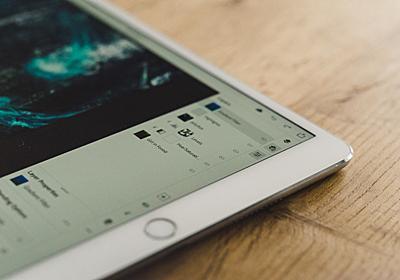ついに解禁! Adobe、正真正銘フル機能の「Photoshop CC for iPad」を2019年にリリースすると発表   ギズモード・ジャパン
