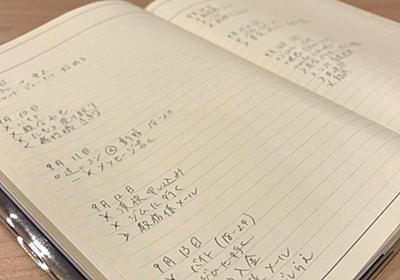 最強の手帳「バレットジャーナル」を作ってみたら先延ばし癖が治った。 - STUDY HACKER|これからの学びを考える、勉強法のハッキングメディア