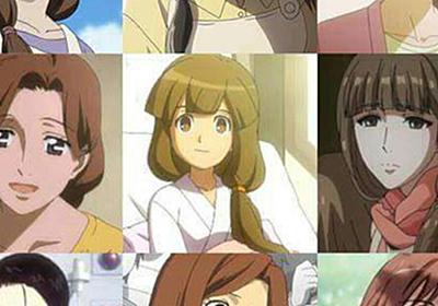 """「どういう原理なんだろう…」""""アニメやマンガの作中で死亡する母親のキャラクター""""はなぜ皆同じ髪型をしているのか - Togetter"""