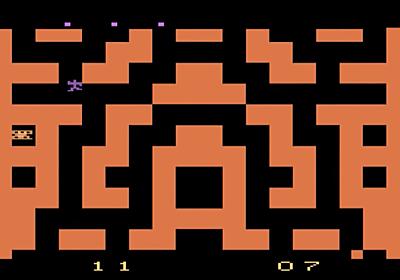 解析不能!30年以上前のレトロゲームから謎の「自動生成アルゴリズム」が見つかる - ナゾロジー