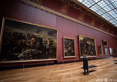 仏ルーブル美術館、全所蔵品約50万点をオンライン無料公開へ 写真4枚 国際ニュース:AFPBB News