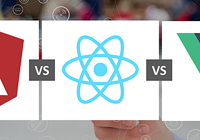 Angular vs. React vs. Vue: A 2018 Comparison – Cuelogic Technologies – Medium