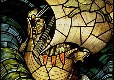 バイキング、西暦1021年には北米定住、太陽嵐から解明