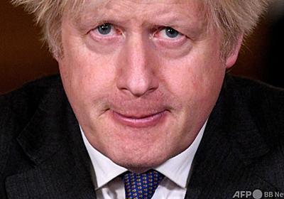 英コロナ変異株、致死率高い可能性 ジョンソン首相発表 写真7枚 国際ニュース:AFPBB News