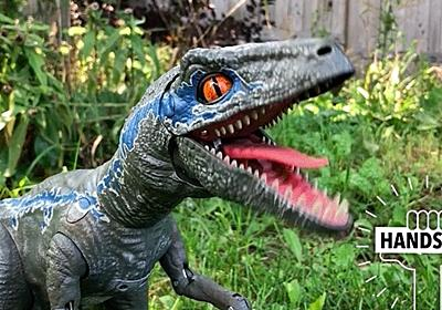 恐竜、飼えます。ヴェロキラプトル・ロボットが最高のペットだった | ギズモード・ジャパン