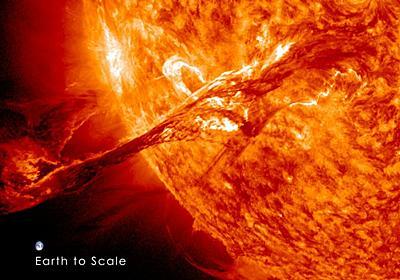 オーロラを作り出した時速5700kmの太陽コロナ質量放出 | sorae 宇宙へのポータルサイト