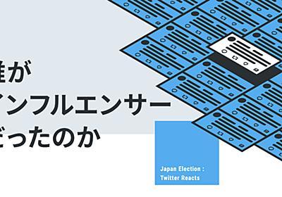 誰がインフルエンサーだったのか:日本経済新聞