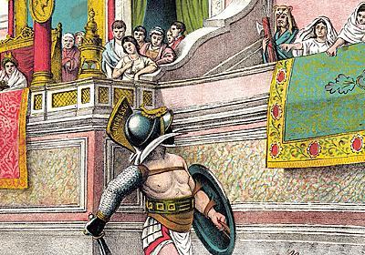 自殺者が後を絶たない…リアリティーショーは「現代の剣闘士試合」か(斎藤 環) | 現代ビジネス | 講談社(1/5)