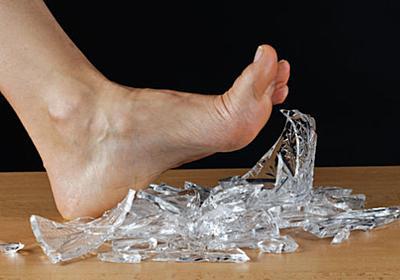 シンデレラのガラスの靴は割れる? | ギズモード・ジャパン