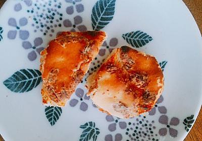 バレンタインクッキーのとなりで、なんちゃってメロンパンを焼く - asaの足あと