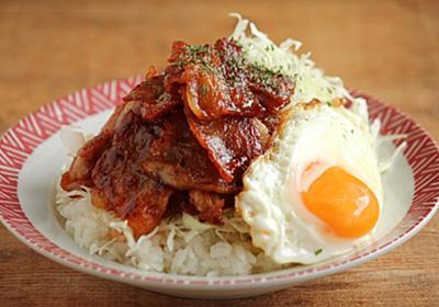ケチャップとしょうゆ、にんにくで豚バラ薄切りを洋食屋化。これは白米がすすんで仕方ない - メシ通 | ホットペッパーグルメ