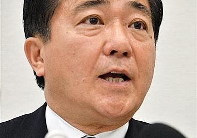 長島昭久氏が会長 維新主導の外交安保の勉強会発足へ - 産経ニュース