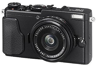 V1.00からV1.10にファームウェア更新 - FUJIFILM デジタルカメラ X70 ブラック X70-Bのレビュー | ジグソー | レビューメディア