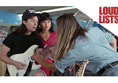 ギター店に行くと皆が試奏するのでもう聴き飽きた楽曲を厳選、映像特集『ワースト・ギター店ソング TOP10』が話題に - amass