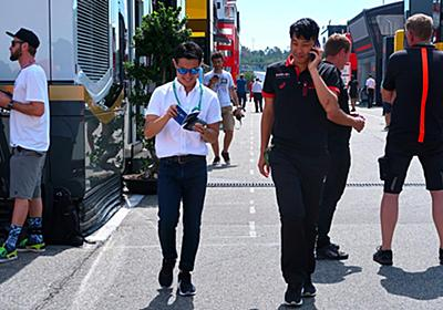 山本尚貴インタビュー(1):レッドブルでF1シミュレーターを初体験。「自分が思っていたF1よりも、さらに奥深さを感じた」 | F1 | autosport web