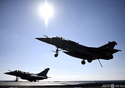 新兵への「しごき」で戦闘機から射撃、パイロットが提訴 仏 写真1枚 国際ニュース:AFPBB News