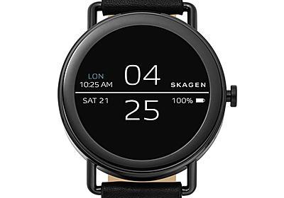 SKAGEN | もっと新しく。もっとシンプルに。タッチスクリーン「Falster Smartwatch」登場 | Web Magazine OPENERS