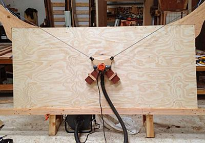 Maslow CNC - a $500 open source 4 by 8 foot CNC Machine by Bar Smith —Kickstarter