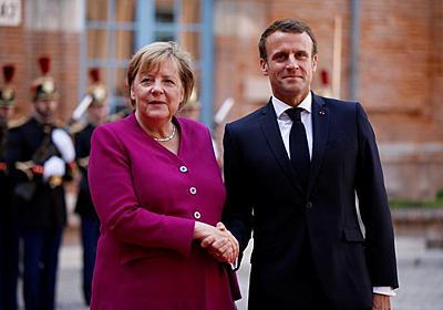 焦点:「メルケル後」のEU、仏大統領が主導か 独走に不安も
