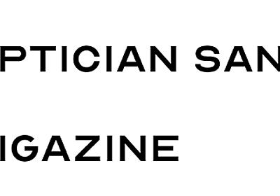 視力検査に使われるフォントを無料で使用可能なフォントに再構成した「Optician Sans」 - GIGAZINE