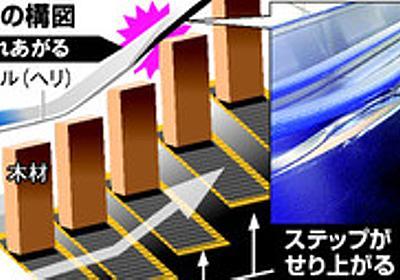 秋葉原駅エスカレーター9人けが、原因は手荷物の接触:朝日新聞デジタル