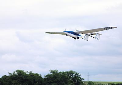 わずか1時間で300haを空撮! 農地の未来を映し出す、固定翼ドローンの飛行をレポート   農業とITの未来メディア「SMART AGRI(スマートアグリ)」