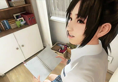 PS4の没入型VRヘッドセットMorpheus、制服少女と過ごす『サマーレッスン』をTGS出展。鉄拳チーム開発 - Engadget 日本版