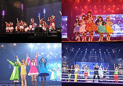 """【アニサマ2013】ももクロ、ミルキイ、アイマス…次元を超えた""""アイドル""""たちが競演!初日に集ったアイドルと探偵だけを濃密レポ(1/6) - Character JAPAN"""
