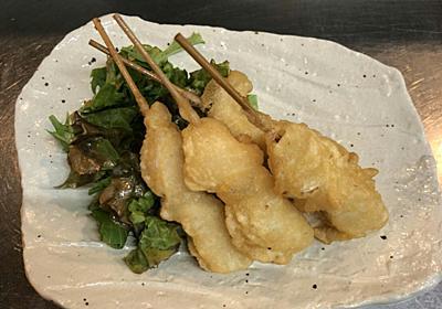 てんぷら~~~!春の味覚【鯛の白子の串てんぷら】トロトロでクリーミー美味しい簡単レシピ:チャカゲンライフ簡単料理の秘密教えてちょ:SSブログ
