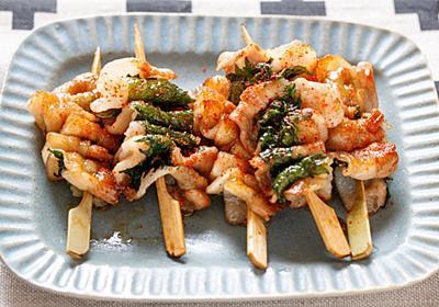 【ビールのおとも】九州の焼き鳥「豚バラ串」をフライパン3分で再現 - メシ通   ホットペッパーグルメ