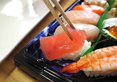 痛いニュース(ノ∀`) : パック寿司の蓋を醤油皿にする女 - ライブドアブログ