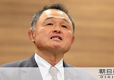 「森会長、最後までまっとうしてほしい」JOC山下会長:朝日新聞デジタル