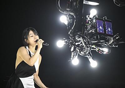 PS VRで観る宇多田ヒカル『光』『誓い』配信開始。「近過ぎてイケナイものを観てるよう」な3D収録 - Engadget 日本版