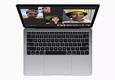 新型MacBook AirのSSD、2019年モデルは2018年モデルよりも低速という結果 値下げのために低コストパーツ採用か - こぼねみ