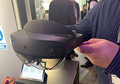 実機解説:新型ARグラス「HoloLens 2」に見るマイクロソフトの野望 | BUSINESS INSIDER JAPAN