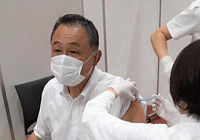 日本選手95%がワクチン接種へ JOC会長「五輪は開催できる」 | 毎日新聞