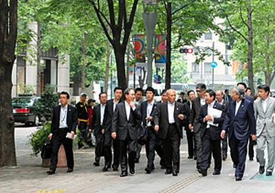 丸の内仲通り、365日歩行者天国に 舛添知事が構想:朝日新聞デジタル