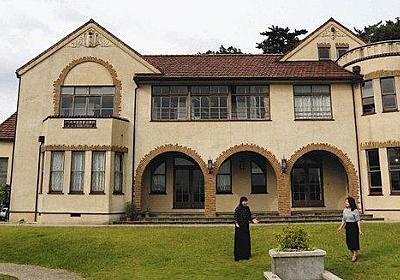 <みかわの名建築>(1) 旧本多忠次邸(岡崎市欠町):中日新聞Web